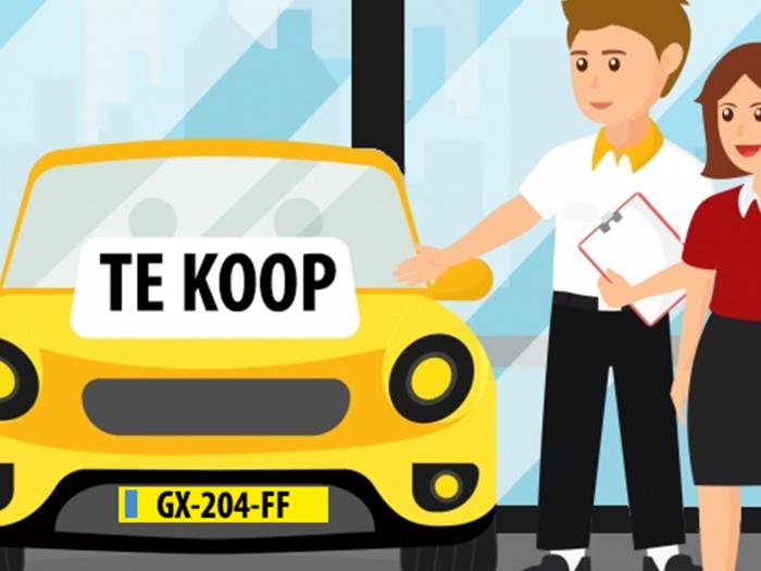 eerste auto kopen stappenplan