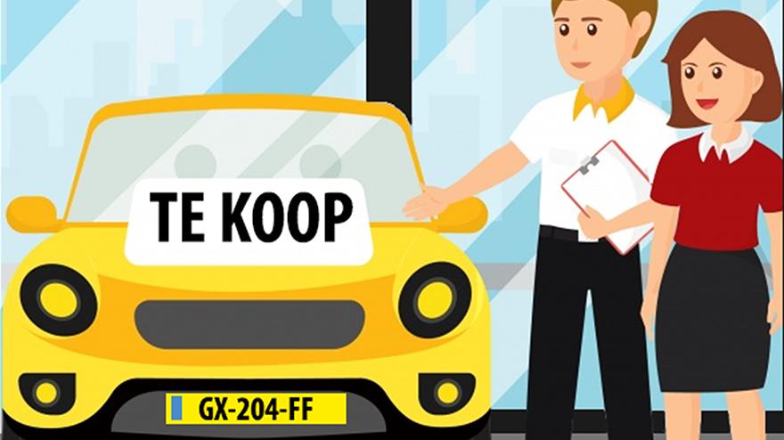 stappenplan voor eerste auto kopen
